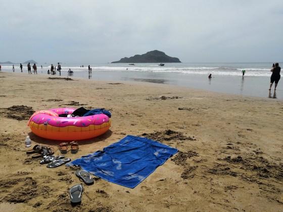 Nueva normalidad en playas