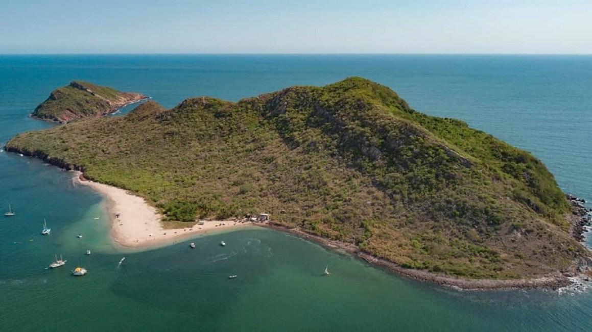 Isla Venados Mazalán
