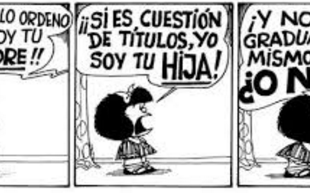 Los Padres de Mafalda