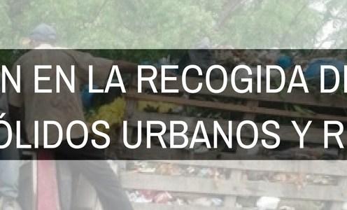 OPTIMIZACIÓN EN LA RECOGIDA DE RESIDUOS SÓLIDOS URBANOSY RECICLAJE