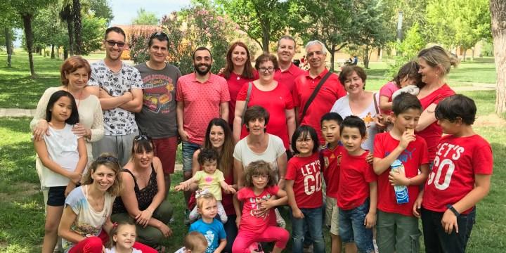 Primera Jornada Familiar Sonrisas Aragón – La Alfranca