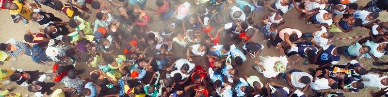 Kids in Circle