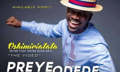 Preye Odede - Oshimiri Atata Download