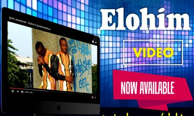 Tosin Alao - The Elohim Ft. Nathaniel Bassey Download