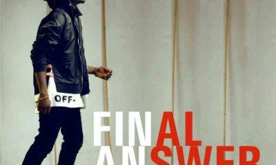 A'dam Final Answer Mp3 Download