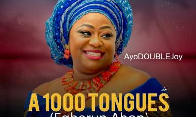 AyoDoubleJoy - A 1000 Tongues Egberun Ahon Mp3 Download