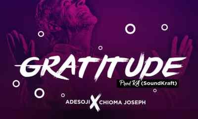 Adesoji and Chioma Joseph - Gratitude Mp3 Download