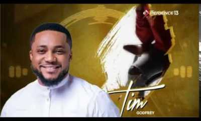 Tim godfrey at The Experience Lagos 2018