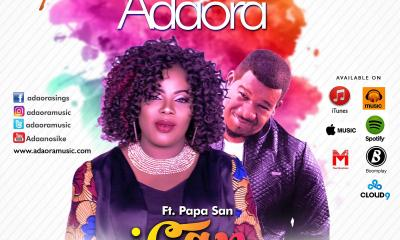 Adaora - I Can Ft. Papa San Mp3 Download