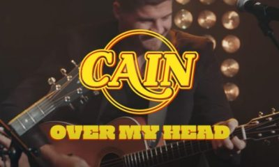 """Download CAIN Over My Head """"Acoustic Performance"""" mp3"""