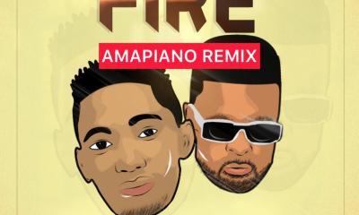 Download DJ Ernesty Fire (Amapiano Remix) mp3