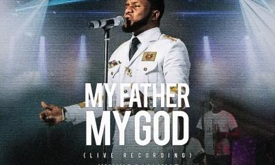 Download Jimmy D Psalmist My Father My God (Live)