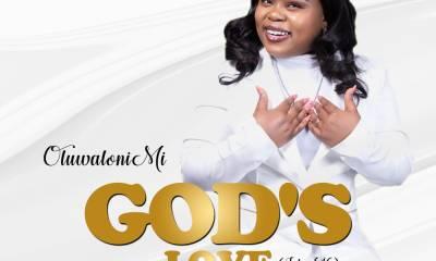 Download Oluwalonimi God's Love mp3