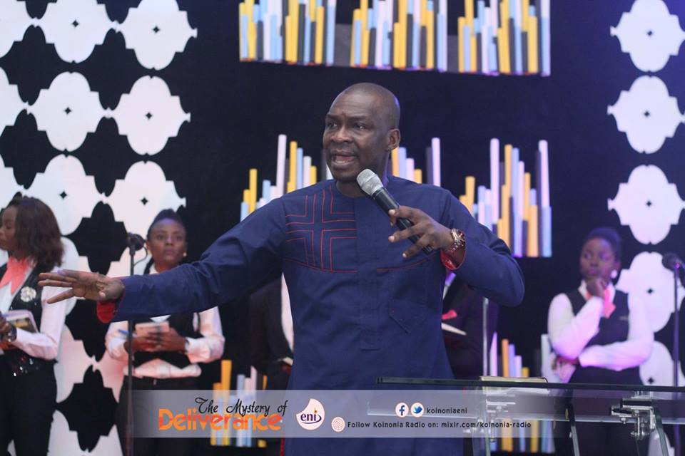 Apostle Joshua Selman Nimmak - The Mystery of Deliverance