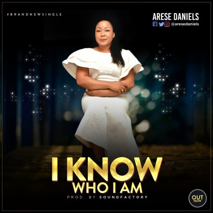 Arese Daniels - I Know who I Am Mp3 Download