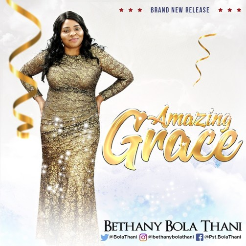 Bethany Bola Thani - Let It Overflow Now + Amazing Grace Mp3 Download