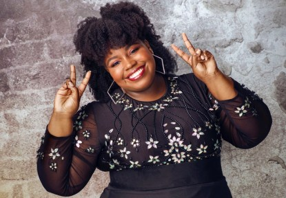 Kymberli Joye's Break Every Chain Performance On The Voice Goes Viral