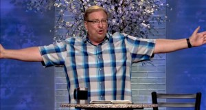 Pastor Rick Warren is recovering after an emergency surgery