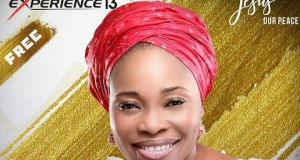 Tope Alabi Powerful Praise at The Experience Lagos 2018