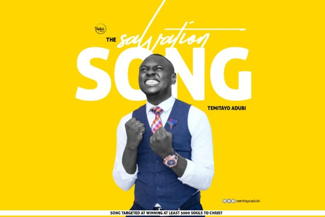 Temitayo Adubi - The Salvation Song (Free Mp3 Download)