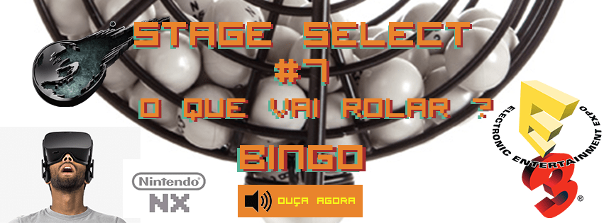 Stage Select – Bingo da E3