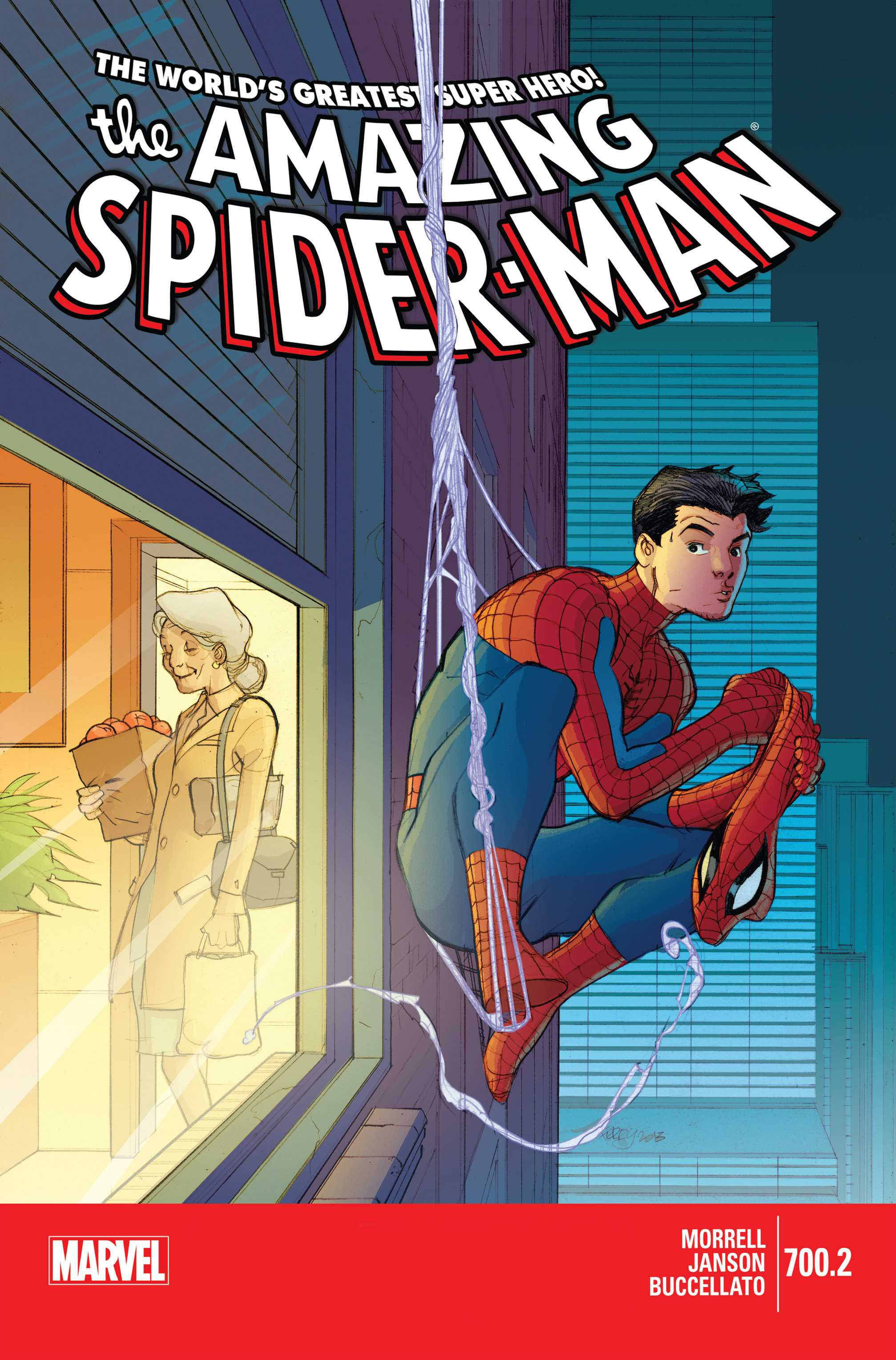The Amazing Spider Man 700 2 Comics Review