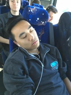 sleepy allen hu