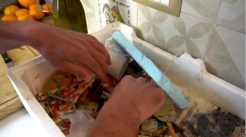 Ci sarà più plastica che pesci ...