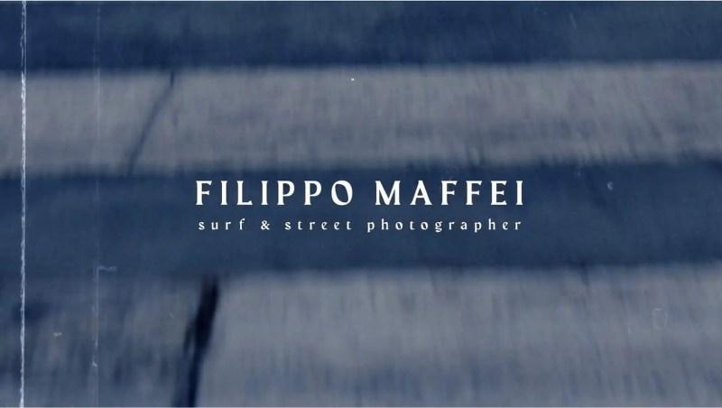 Filippo Maffei, fotografo di surf & street