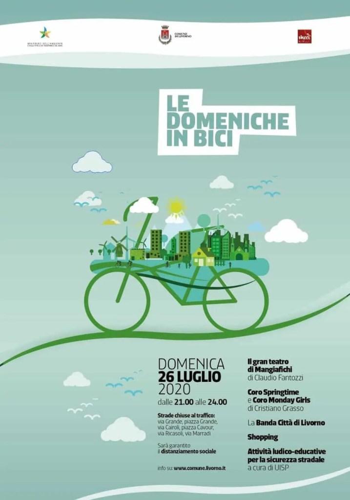 Le domeniche in bici