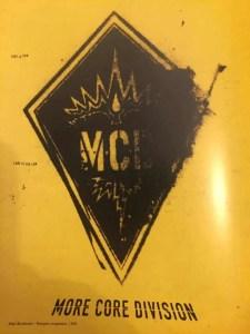 MCD - More Core Division