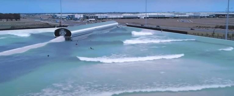 wavepark a livorno