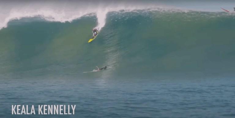 Donne e Big Wave