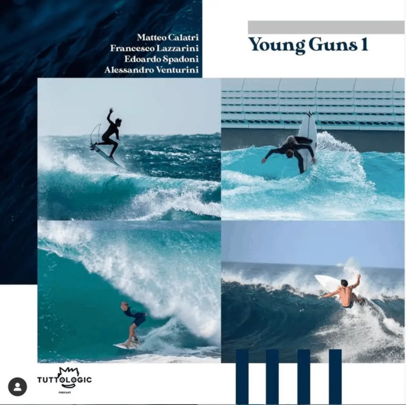 Tuttologic Surf - Young Guns #1
