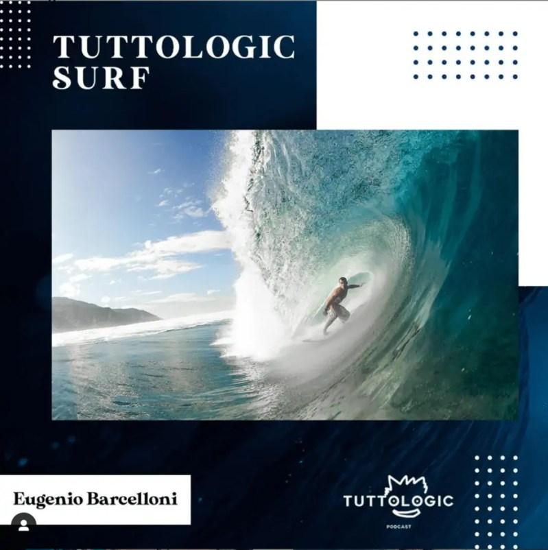 Tuttologic Surf #8 - Eugenio Barcelloni