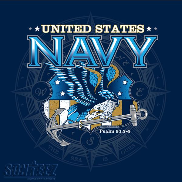 U.S. Navy – Hymn | Christian T-shirts