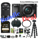 Sony A6000 Bundle deal