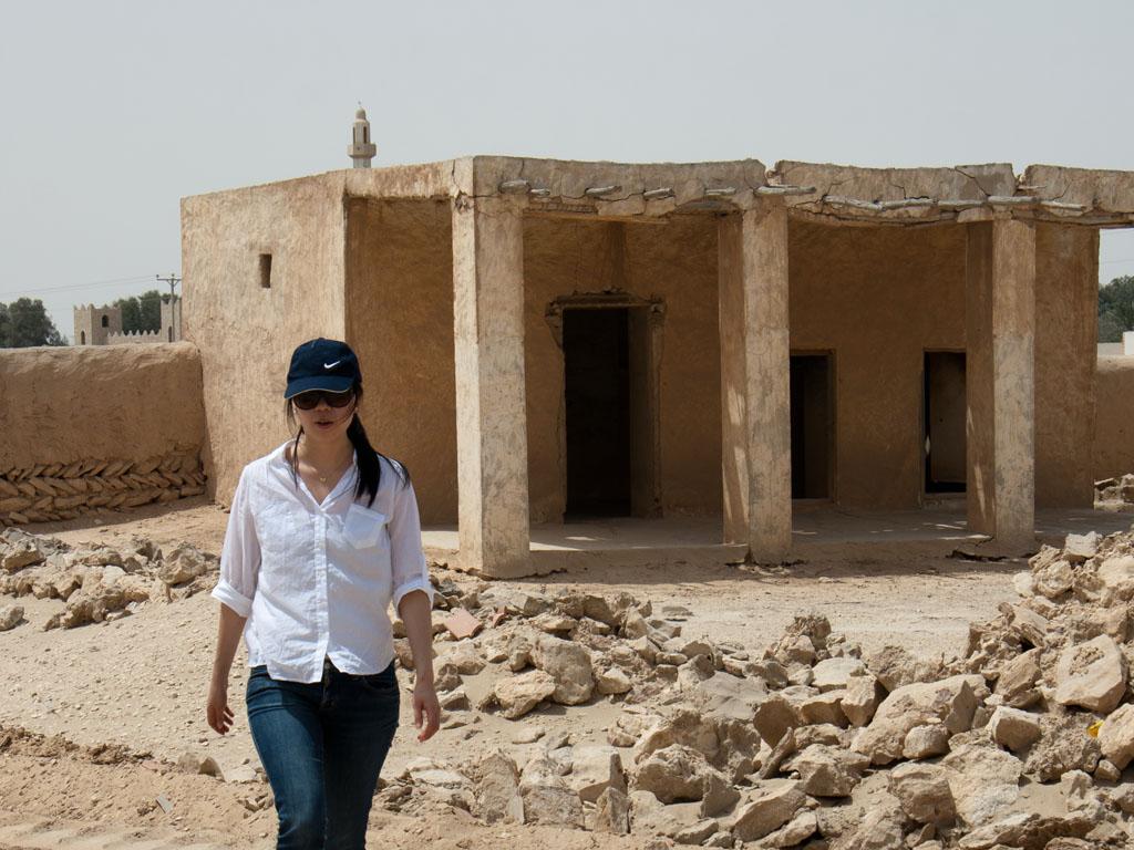 Qatar S Hidden Spots Sonya And Travis