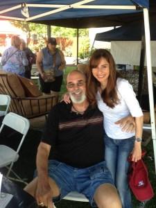 Bruce Meyer and Sonya Christian