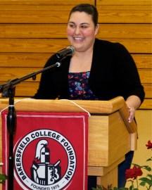 Danitza Romo SGA President May 3 2013