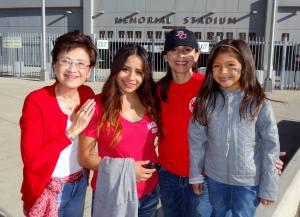 Karen Goh Mariaha Lopez Sonya Christian Natalie Lopez Oct 25 2014 Homecoming