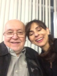 Selfie Sonya Christian and Joe Huszti Dec 4, 2015
