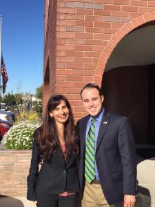 Alexx Dominguez and Sonya Christian March 10 2016