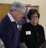 Bill Thomas, Kay Meek