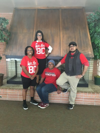 2017-18 SGA Leadership