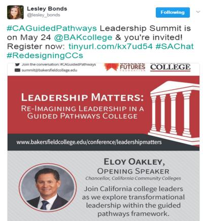 Leadership Matters April 2017