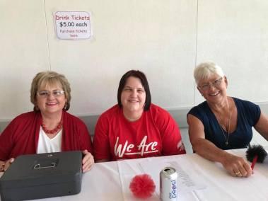 Pat Smith Kristin Rabe Margaret Lyman April 21 2017