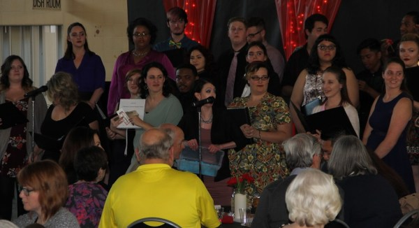 Singers April 1 2017