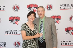 Lisa Strobel and Nick Strobel