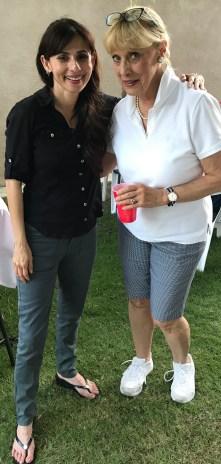 Sonya Christian, Mary Jo Pasek